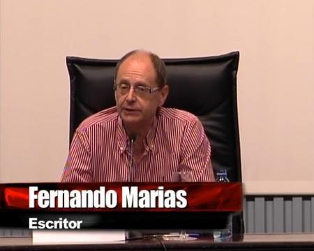 Fernando Marías. Escritor. - IV Xornada dos clubs de lectura